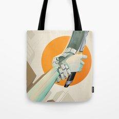 SERVITUDE Tote Bag