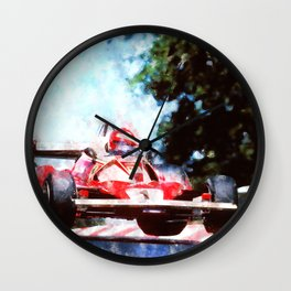 Niki Lauda, Nurburgring Wall Clock