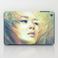 crown iPad Cases featuring Crown by Anna Dittmann