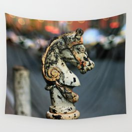 New Orleans Hitching Post #1 Wall Tapestry