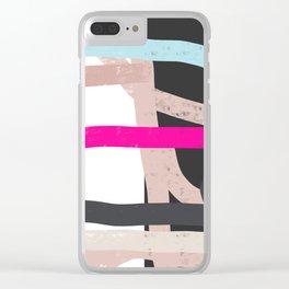 Vis-a-Vis Clear iPhone Case