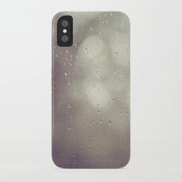 Rain, rain iPhone Case