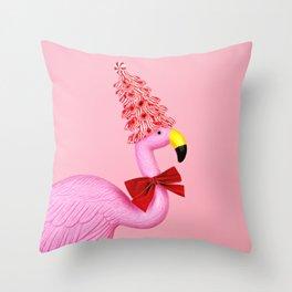 Kris Kringo Throw Pillow
