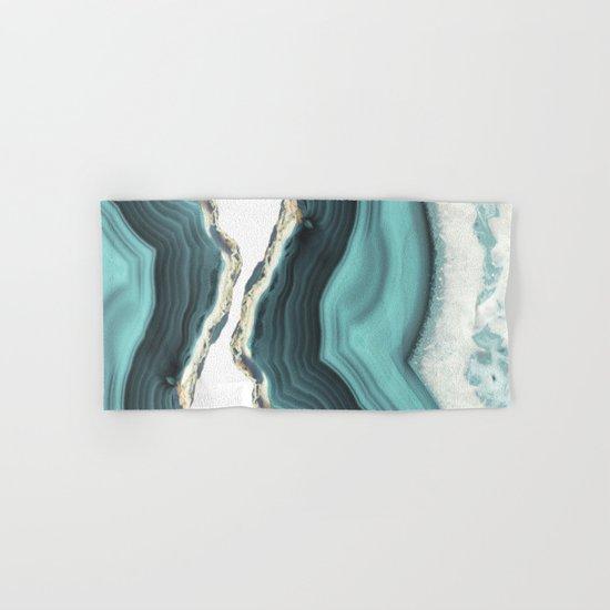 Sea Agate Hand & Bath Towel