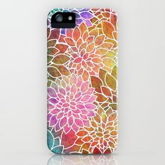 Floral Abstract 6 iPhone (5, 5s) Slim Case