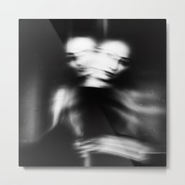 the disappearance Metal Print