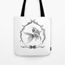 All that glitters... //framed// Tote Bag