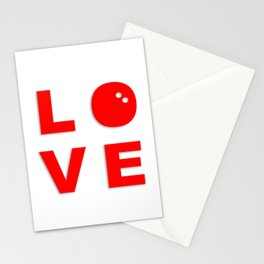I Love Squash Stationery Cards