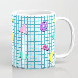 Confetti Grid Coffee Mug