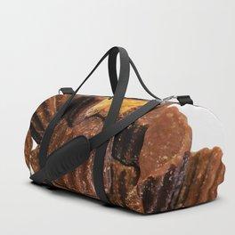 Mini Chocolate and Peanut Butter Treats Duffle Bag