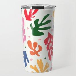 colorful pattern Travel Mug