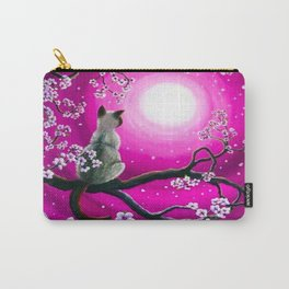 MOONLIGHT-PINK Carry-All Pouch