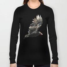 Cathartes Aura Long Sleeve T-shirt