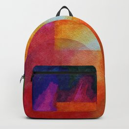 Planets in the Void - or... Backpack