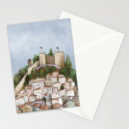 Lisboa landscape Stationery Cards