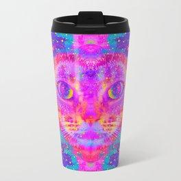 Ai-Lady Jasmine Metal Travel Mug