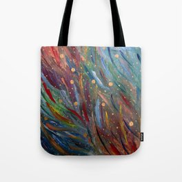 Colours of Happiness Tote Bag