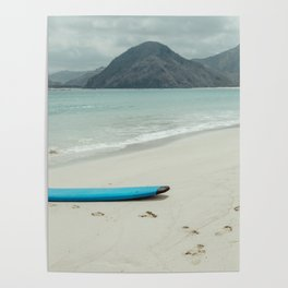 Lombok beach Poster