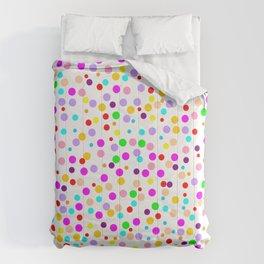 Colorful Rain 15 Comforters