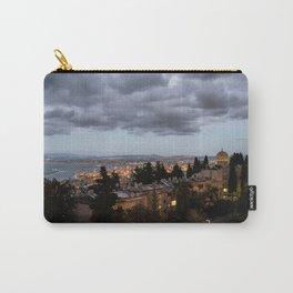 Haifa Carry-All Pouch