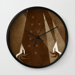 Nosferatu 1922 Wall Clock