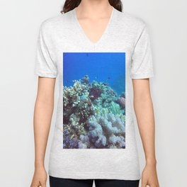 Great Barrier Reef Unisex V-Neck