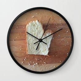 Mitten State #puremichigan Wall Clock