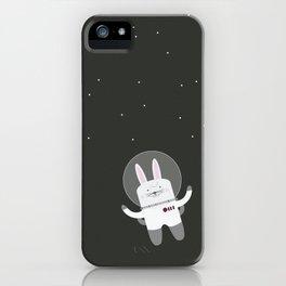 Astro Bunnies iPhone Case