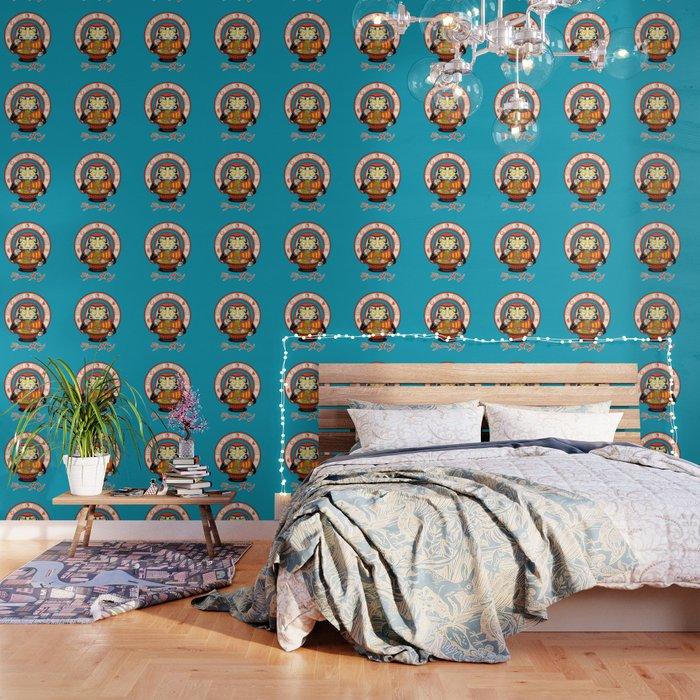 Daruma Zen Ramen Wallpaper