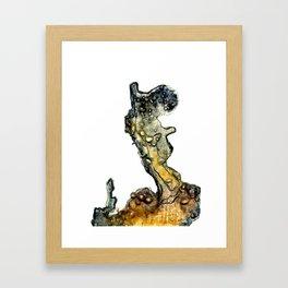 Meditation 6 Framed Art Print