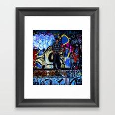 Tag your it  Framed Art Print