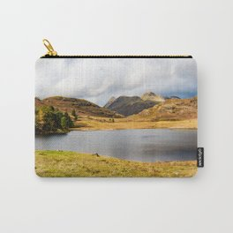 Blea Tarn in the English Lake District Carry-All Pouch