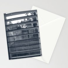 Black & White Background Stationery Cards