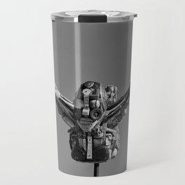 Flying Art Travel Mug