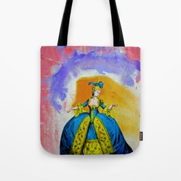 Marie Antoinette by Michael Moffa Tote Bag