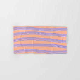 Blue lines Hand & Bath Towel