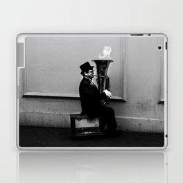 Tuba Fire Laptop & iPad Skin