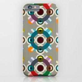 Acheri - Colorful Dotted Pattern iPhone Case