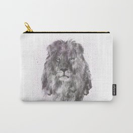 Lion Just Wants to have Fun Carry-All Pouch