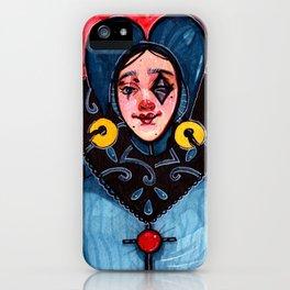 CLOWNFAESSE iPhone Case