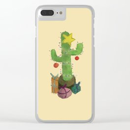 Cause trees are mainstream Clear iPhone Case