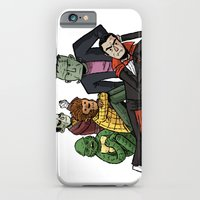 The Universal Monster Club Slim Case iPhone 6