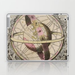 Van Loon - The Earth and Surrounding Heavens, 1708 Laptop & iPad Skin