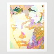 Ode To Billie  Art Print