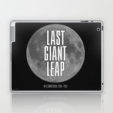 Last Giant Leap Laptop & iPad Skin