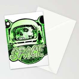 The Space Explorer Stationery Cards