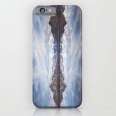 Mountain Lake Reflection Slim Case iPhone 6s