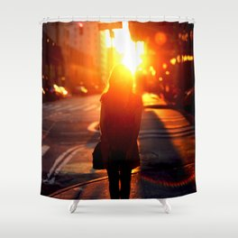 Sun Filled Dreams  Shower Curtain