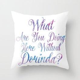 Ramotional Throw Pillow