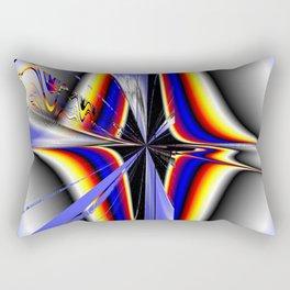 gamma ray (27e1) Rectangular Pillow